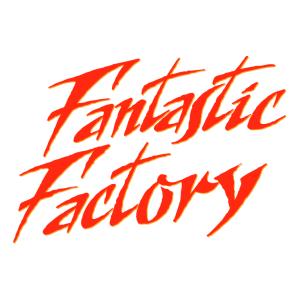 Logotipo de la Fantastic Factory, productora de Dagon