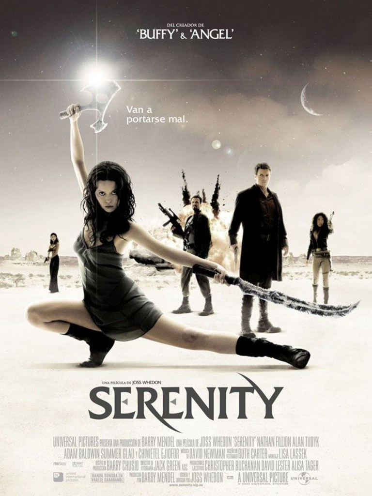 Serenity - poster