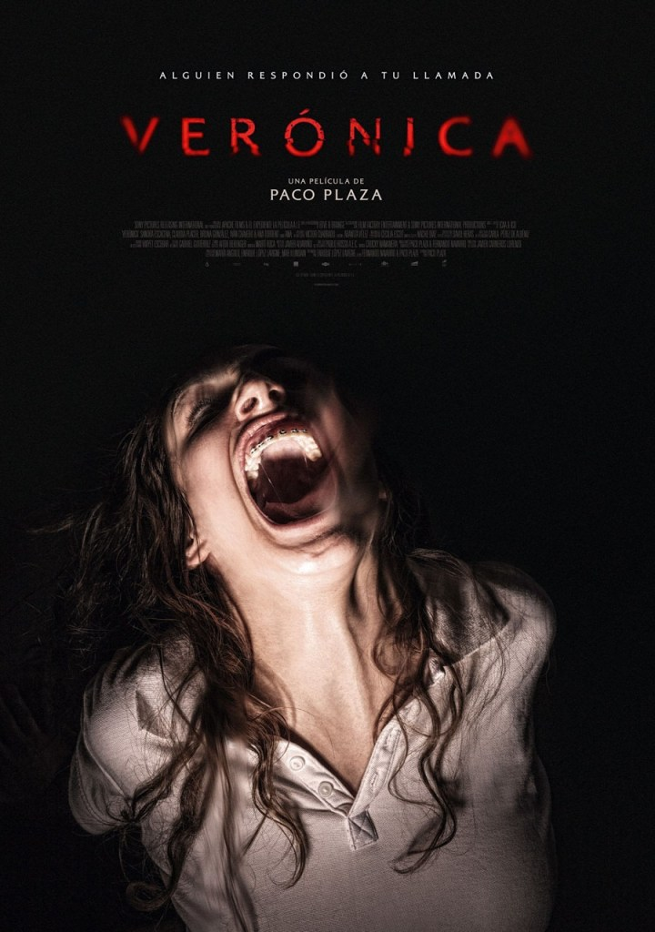 Verónica - poster