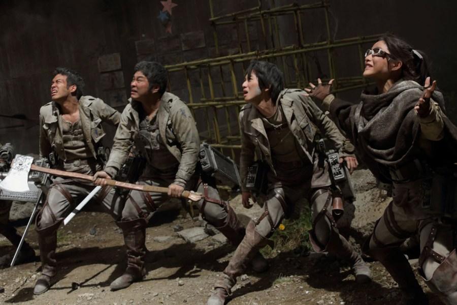 Ataque a los Titanes: El Fin del Mundo 01