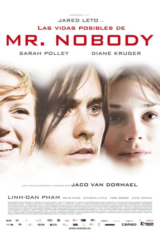 Las Vidas Posibles de Mr. Nobody - poster