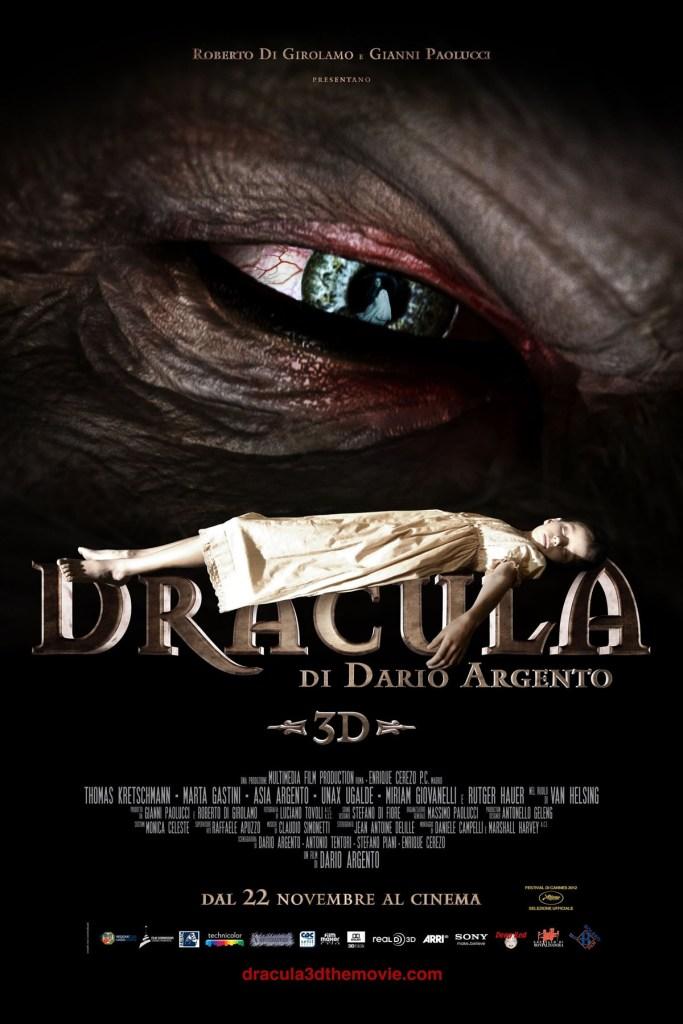 Dracula 3D - poster