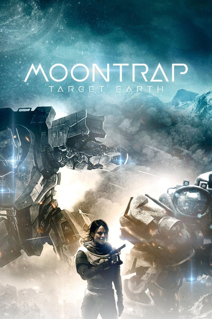 Moontrap: Target Earth - poster
