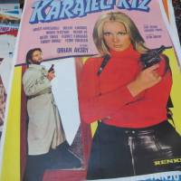 """Hoy, en lo mejor de lo peor... """"Kareteci Kız"""" (1974)"""