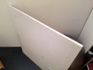 遮熱板の材料、ケイカル板