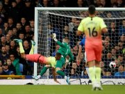 Everton 1-3 Manchester City
