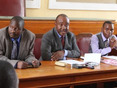 Suspended Harare Officials