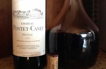 1995 Château Pontet-Canet