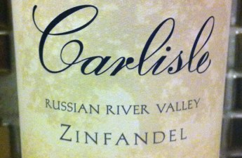 2006 Carlisle Bacchi Ranch Zinfandel