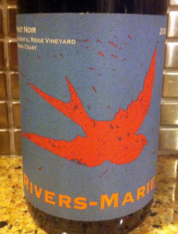 2006 Rivers-Marie Pinot Noir
