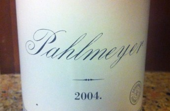 2004 Pahlmeyer Chardonnay