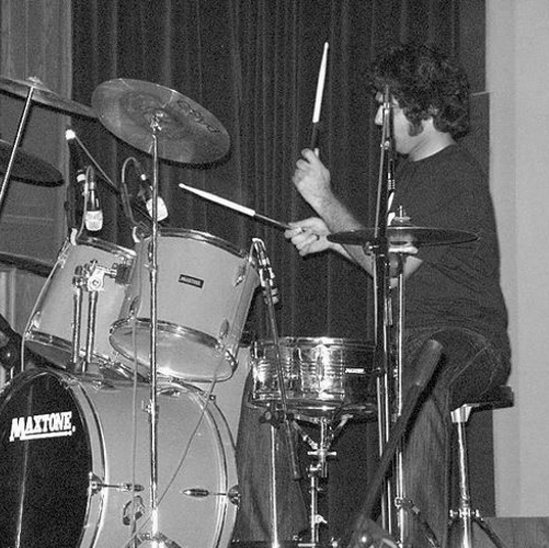 Zingaro Soroush Niroumandfard - Drums/Percussion