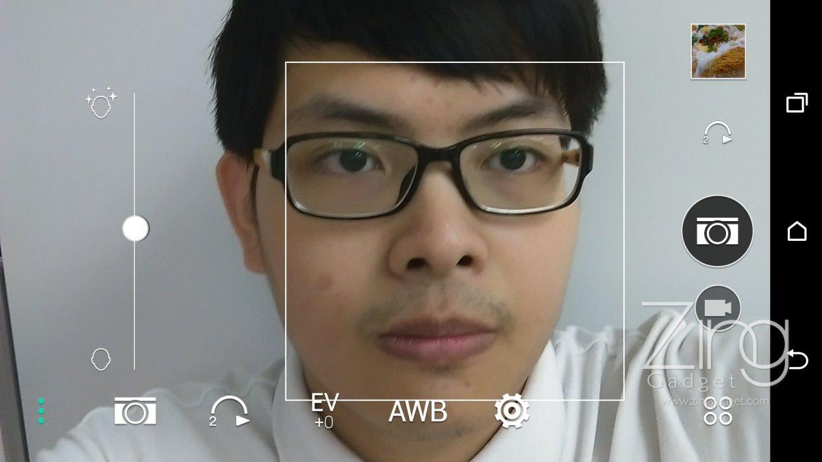 HTC M8 EYE Review C25