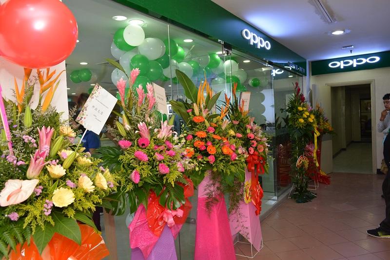 Malaysia Largest OPPO Customer Servce Center in Plaza Berjaya, Kuala Lumpur