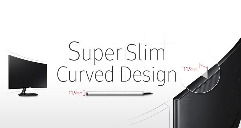 Super Slim and Sleek Design