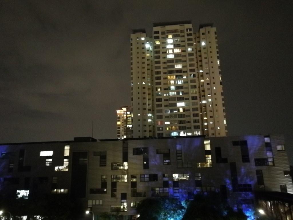 HuaweiP10Plus夜景拍摄