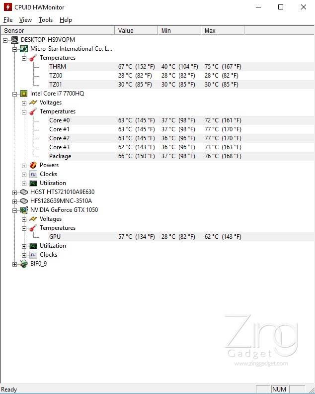 msi-pe60-gaming-temperature