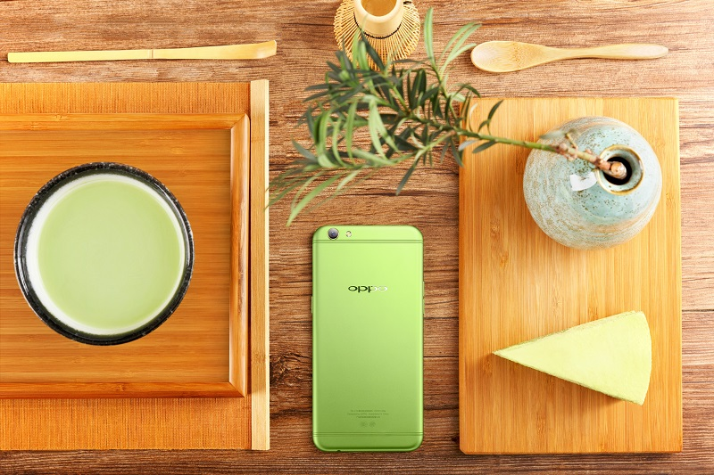 OPPO R9s Green Edition (1)