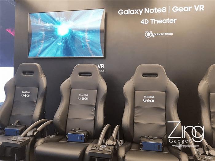 Galaxy studio 1