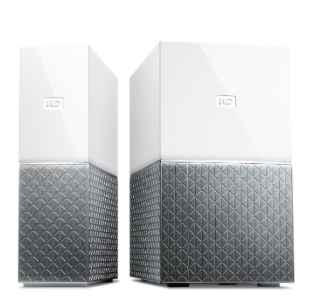 WD My Cloud Home and My Cloud Home Duo