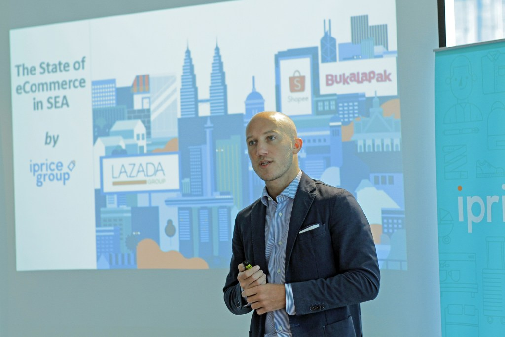 Matteo Sutto - SVP of Growth at iPrice Group