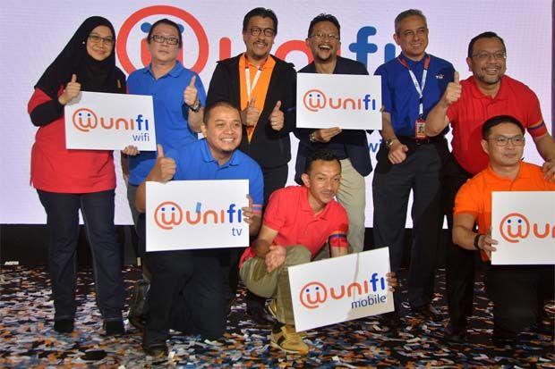 unifi TV launch