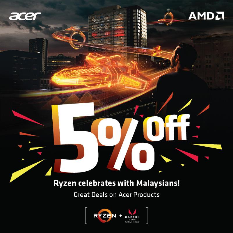 AMD Acer 5