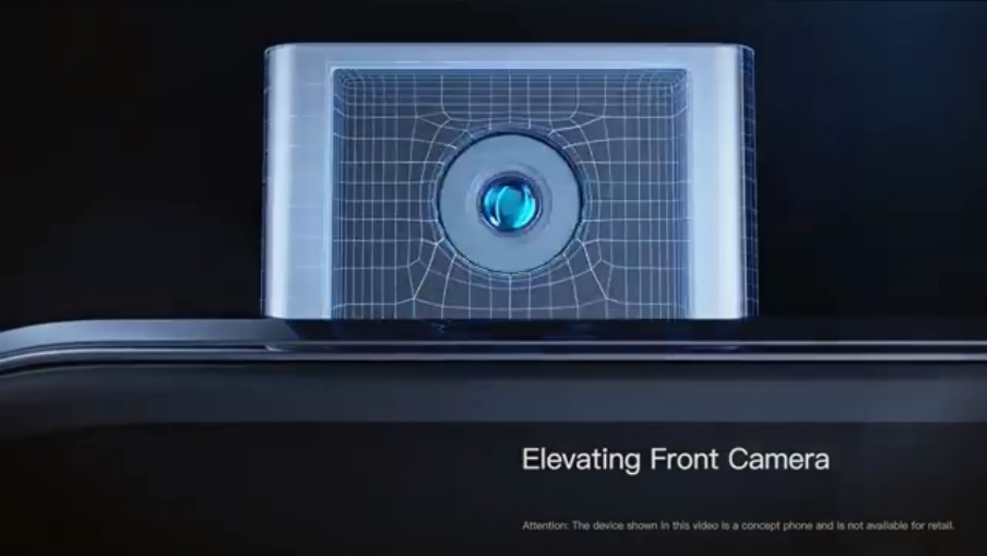 Vivo-Apex-Elevating-Camera