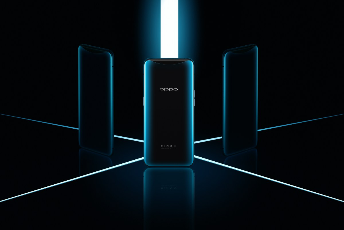 OPPO Find X, the Revolutionary Flagship smartphone 1535 days of waiting, delivered!