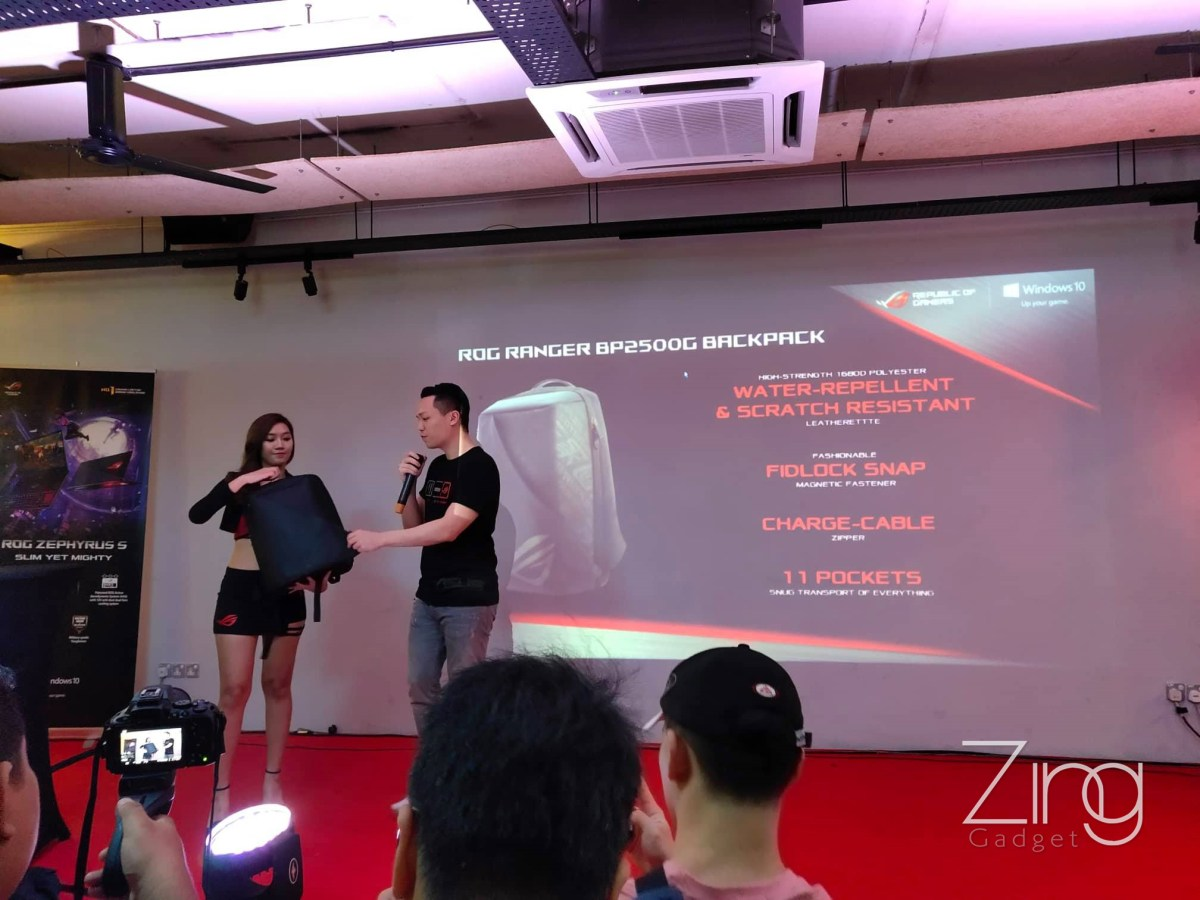 ASUS ROG launches Zephyrus S, Strix Scar II from RM7599