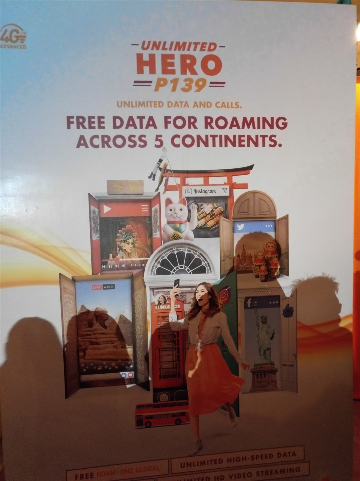 UMobile launch Unlimited Hero P139 plan for unlimited calls
