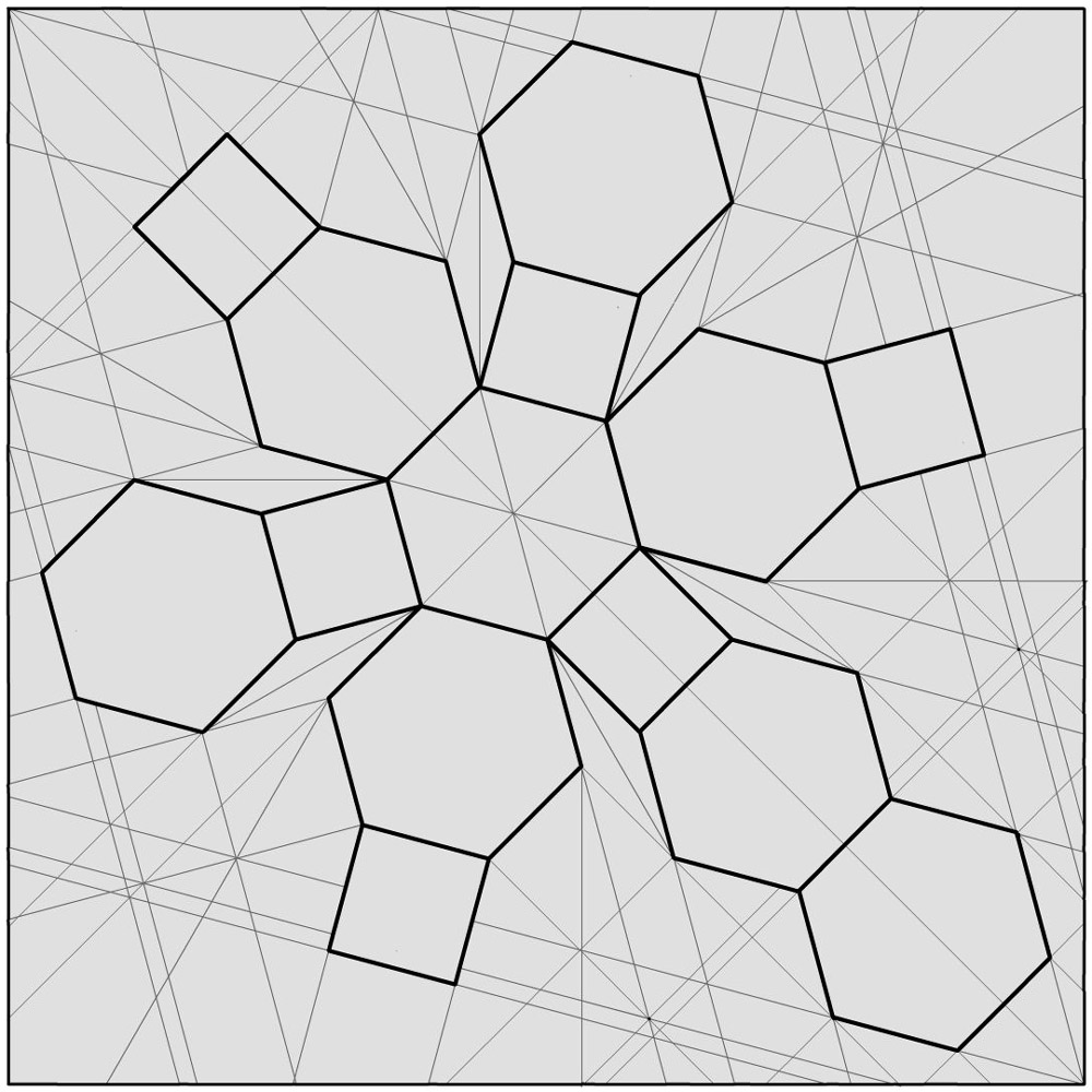 COOL TESSELLATION PATTERNS