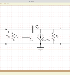 drawing circuit diagrams in xcircuit  [ 1366 x 738 Pixel ]