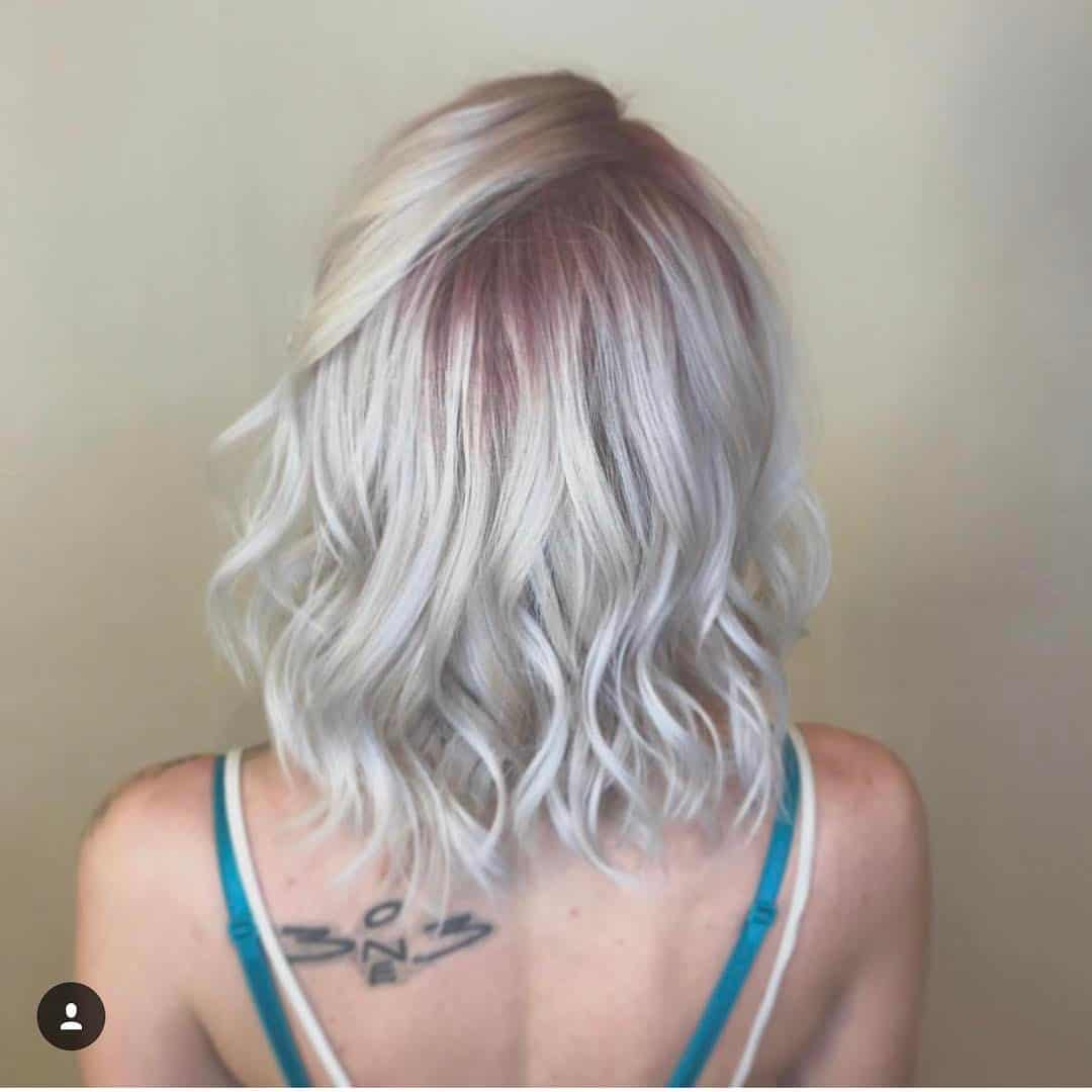 Hair Color Zinc
