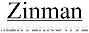ZINMAN INTERACTIVE Logo