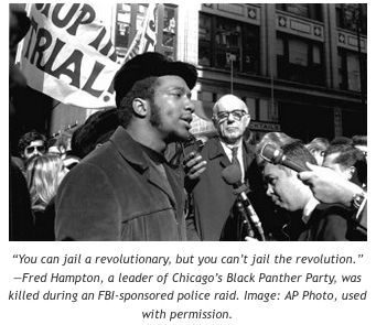 Fred Hampton, 1969 | Zinn Education Project: Teaching People's History