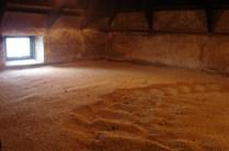 W drugiej komorze wysuszony słód odpoczywa