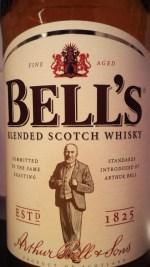 Wielki test blended whisky - cz. 1 - Bells