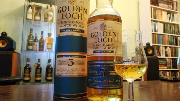 Golden Loch 5yo Blended malt