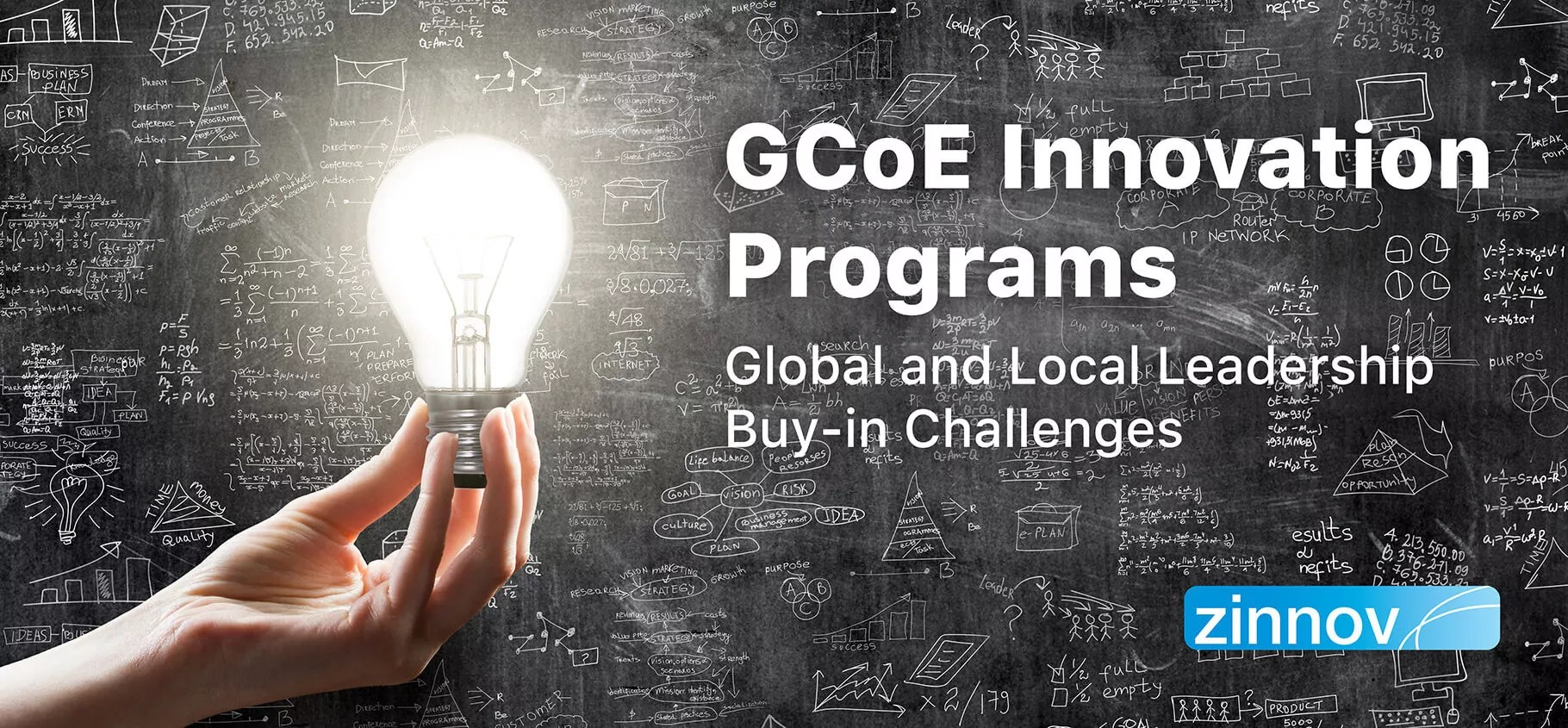 GCoE Innovation Programs