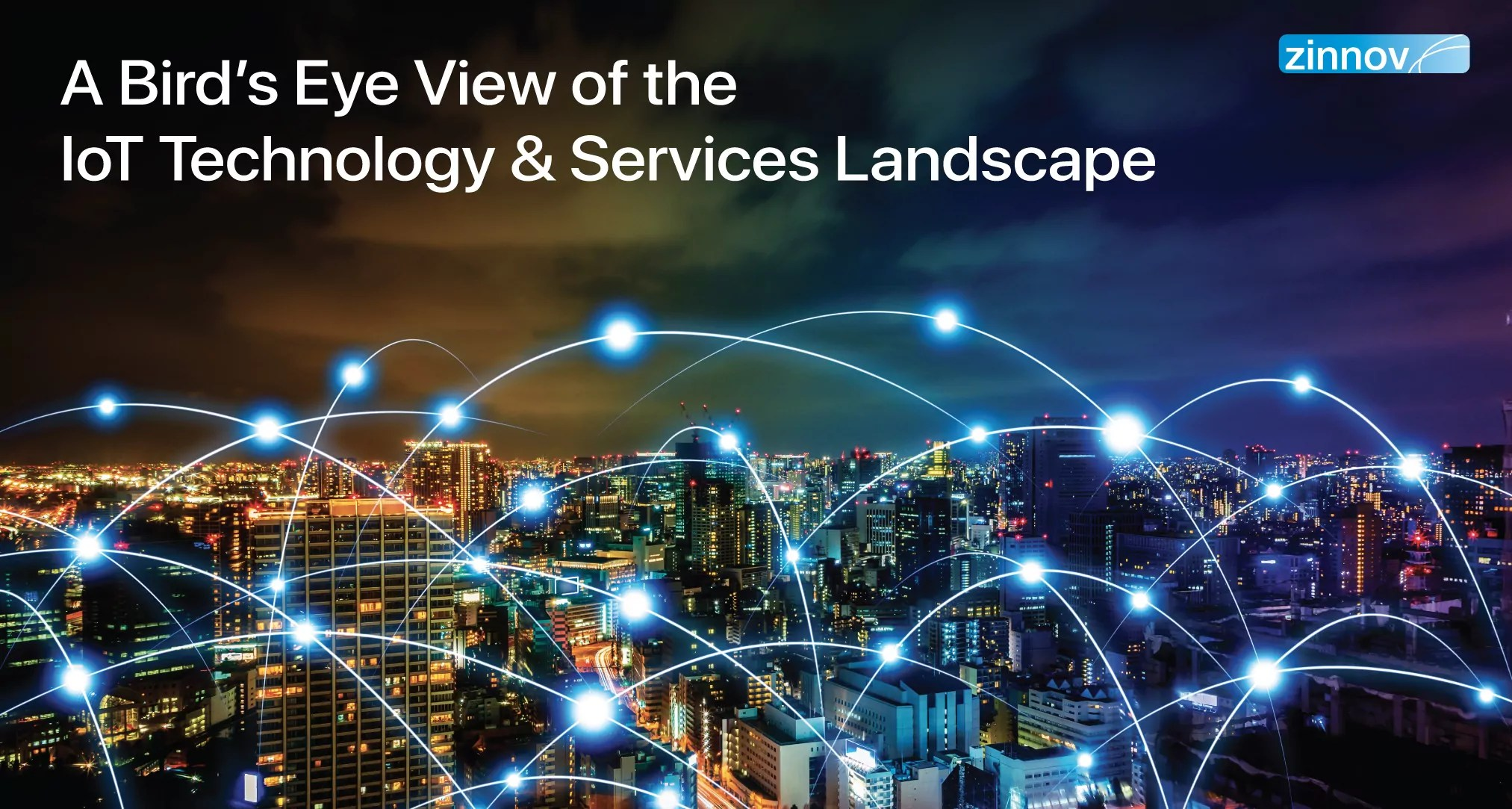 A Bird's Eye View Of The IoT Technology And Services Market Landscape
