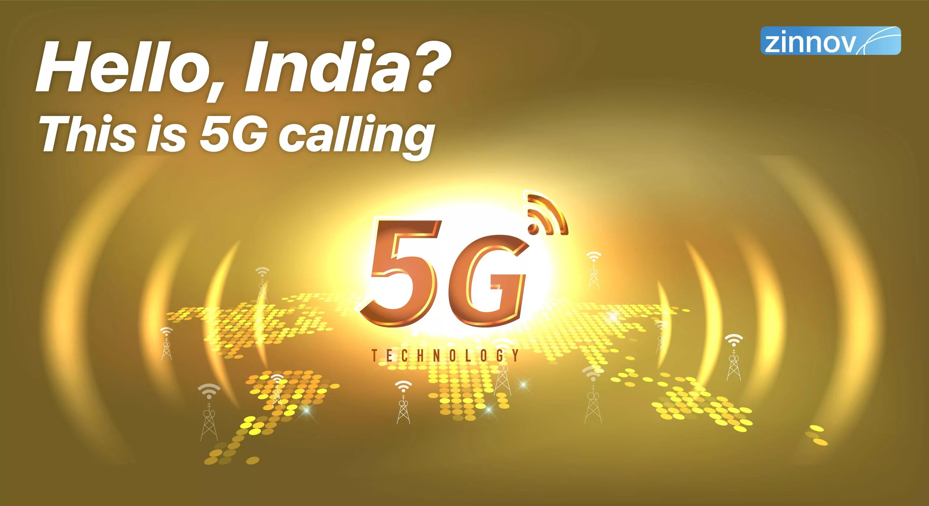 Why India Is All Set To Become An Early 5G Technology Adopter