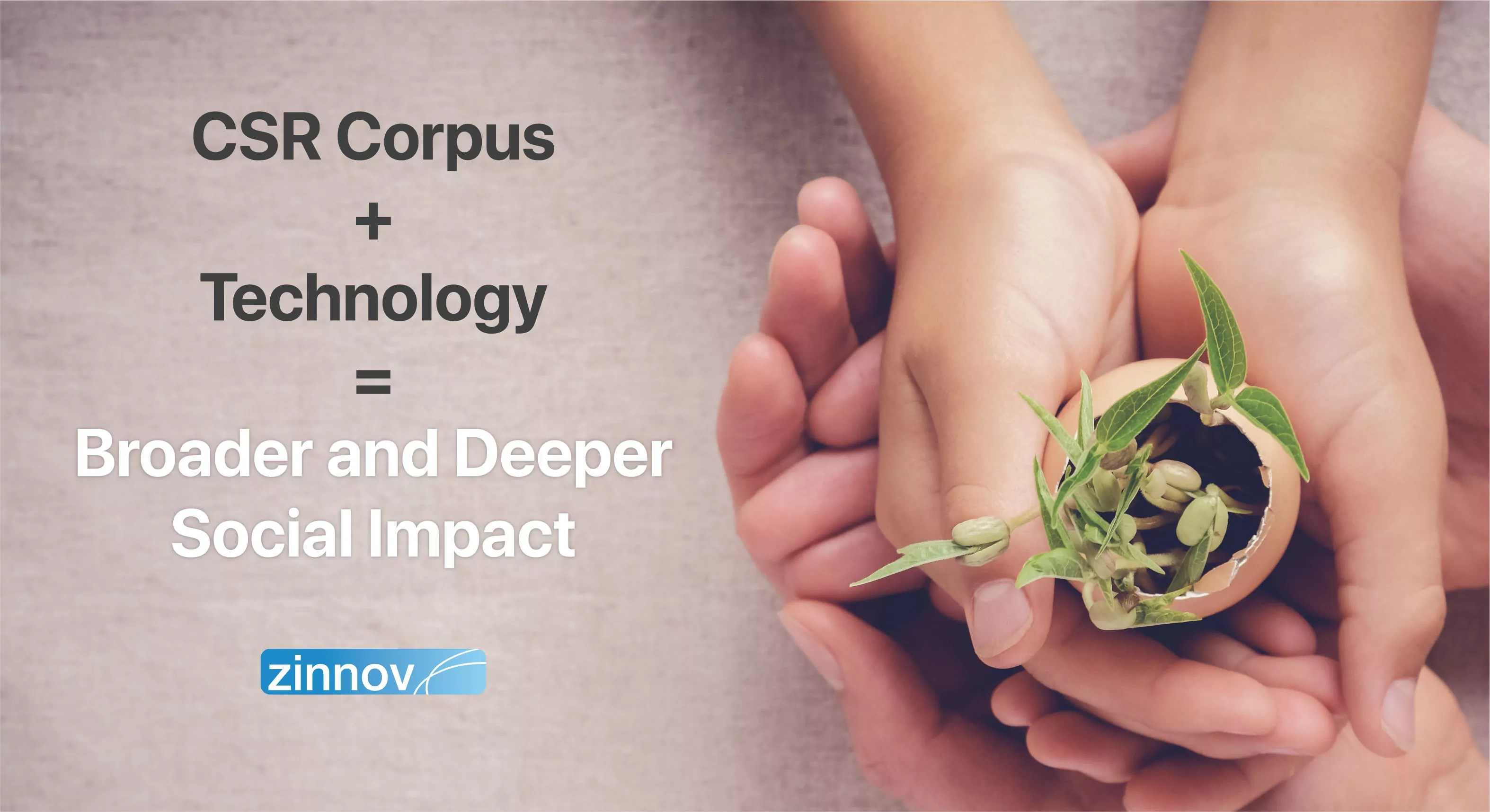 How Corporates Can Leverage Their CSR Corpus To Fuel Social Innovation