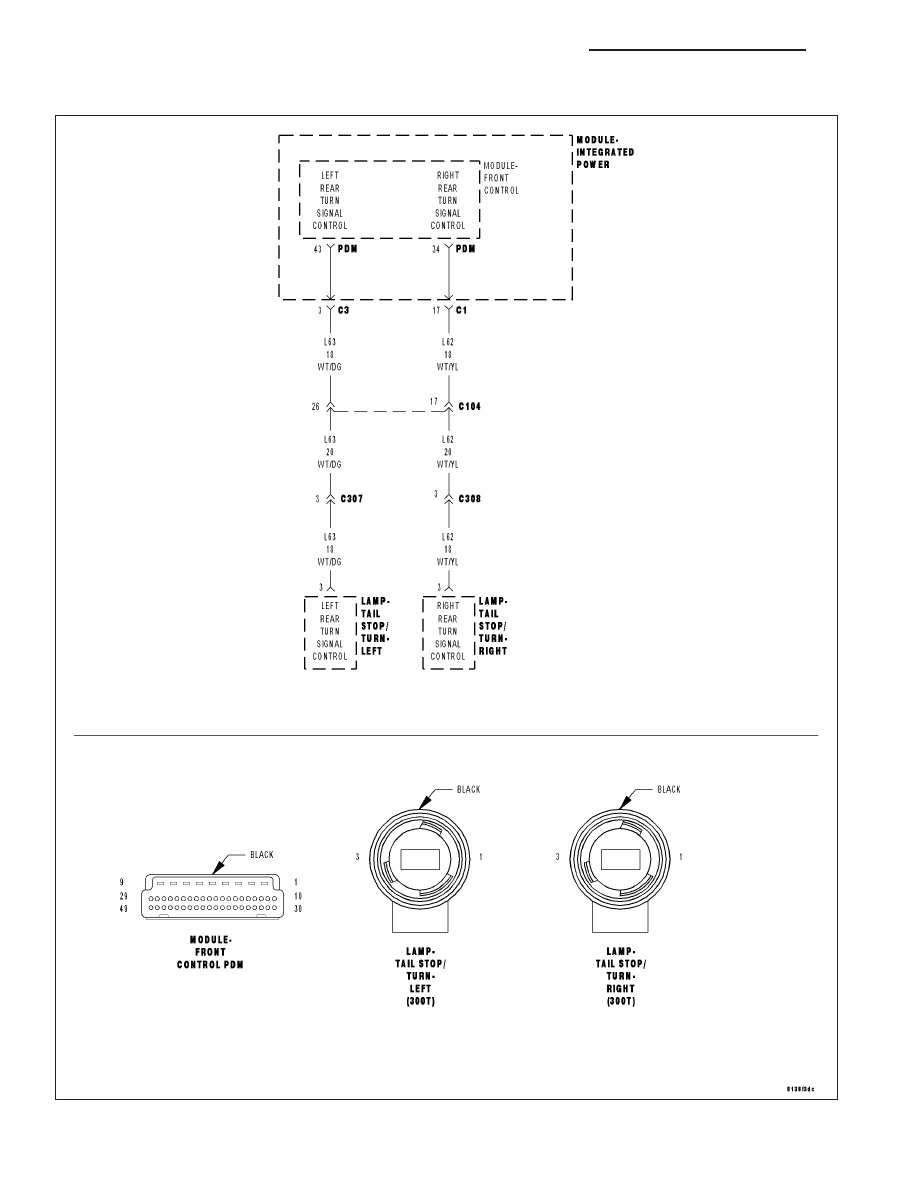 hight resolution of dodge magnum turn signal wiring diagram