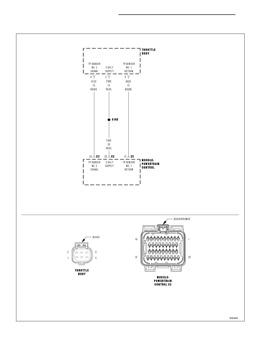 hight resolution of dodge 2 4 engine diagram throttle position sensor