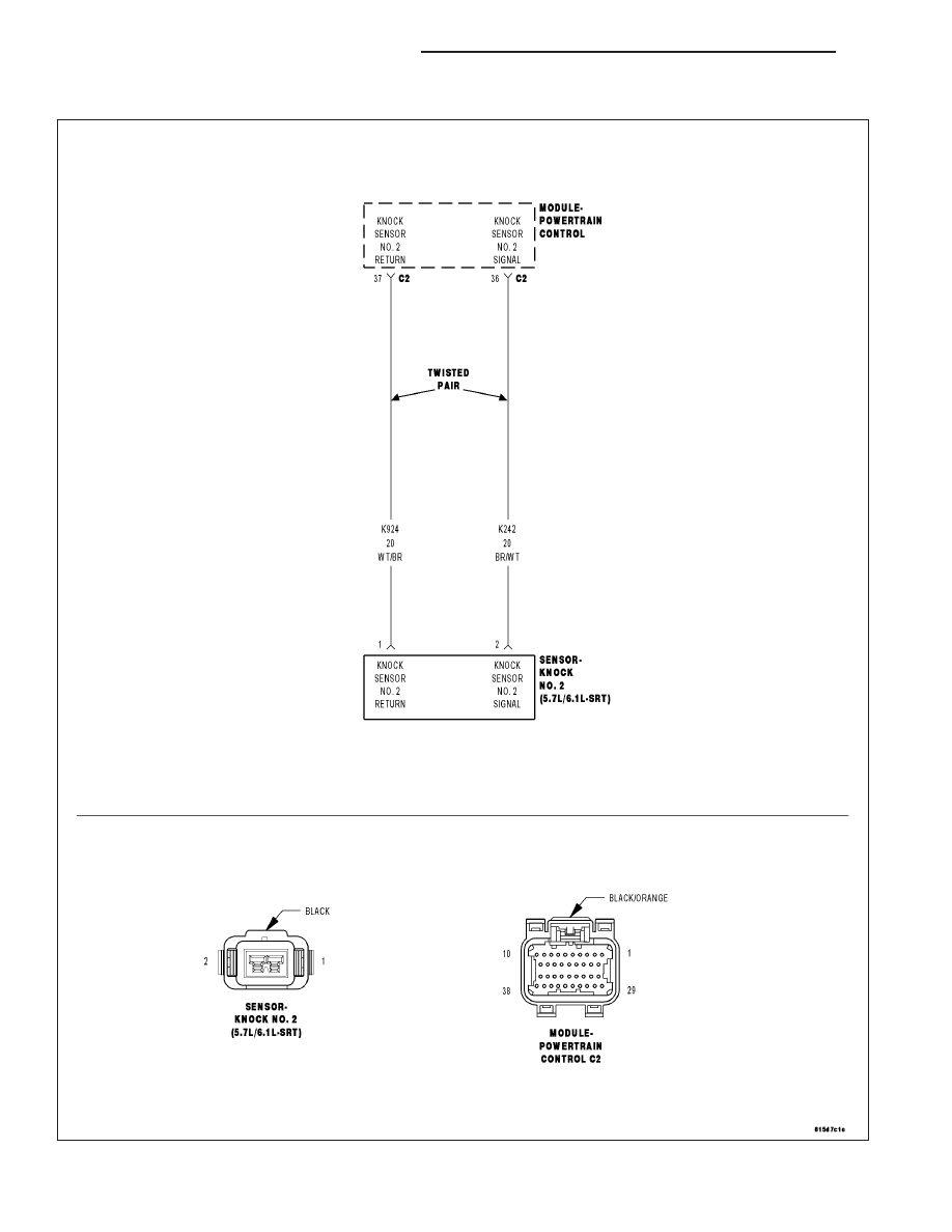 hight resolution of chrysler 300 300 touring 300c dodge magnum manual part 1083 chrysler 300 2 7 egr valve chrysler 300 2 7 engine diagram knock sensor