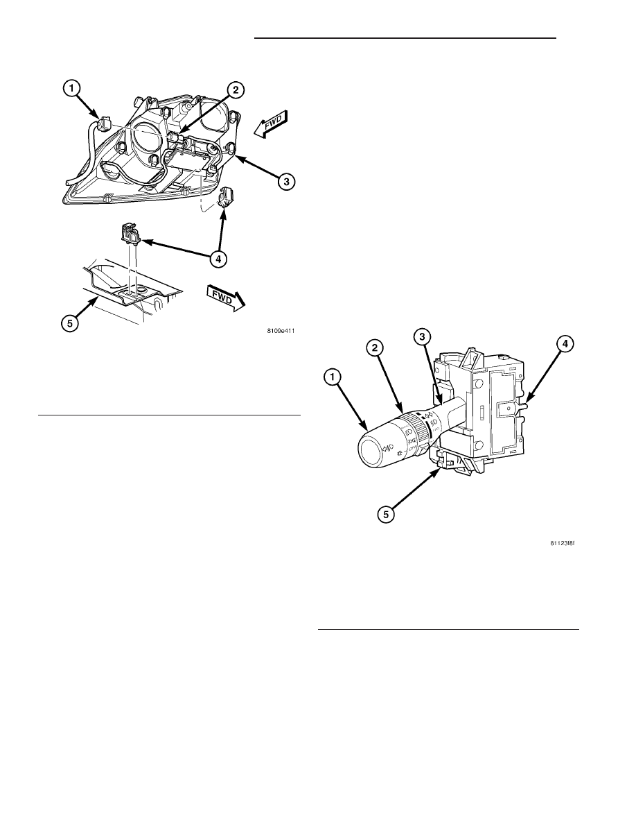 medium resolution of  4 disconnect the headlamp unit electrical connec