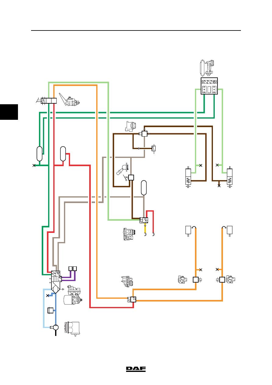 hight resolution of daf cf65 cf75 cf85 series manual part 886ebs brake system brake diagrams