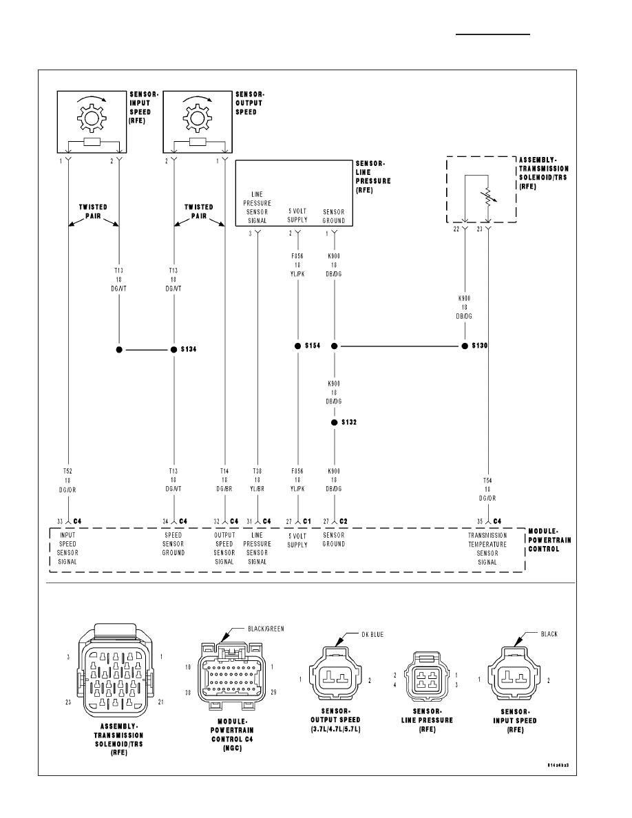 medium resolution of dodge 45rfe transmission diagram wiring diagram inside 45rfe wiring diagram electrical wiring diagram dodge 45rfe transmission