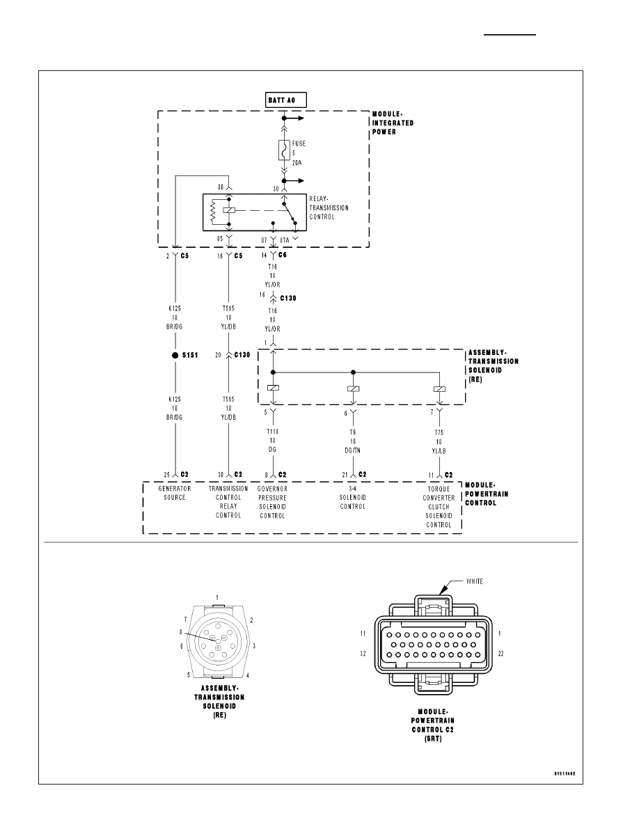 medium resolution of 48re valve body diagram